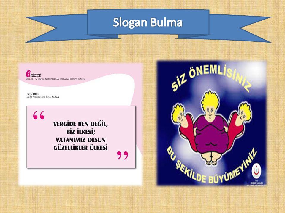 Slogan Bulma
