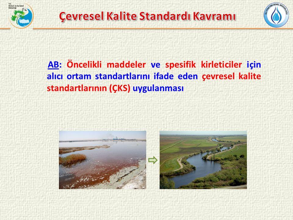Çevresel Kalite Standardı Kavramı