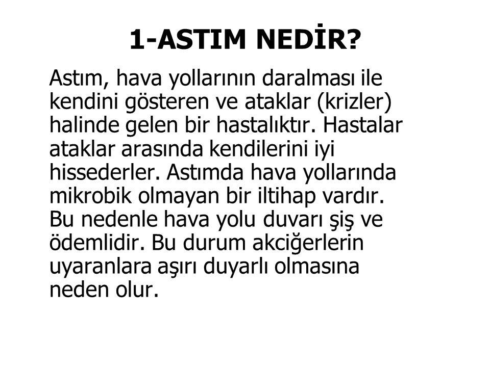 1-ASTIM NEDİR