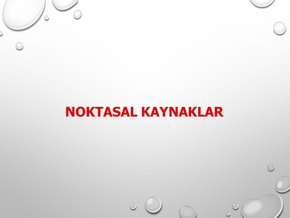 NOKTASAL KAYNAKLAR