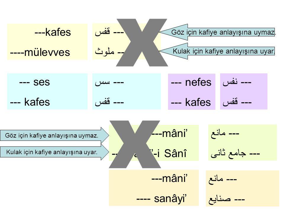 x x ---kafes ----mülevves قفس --- ملوث --- --- ses --- kafes سس ---