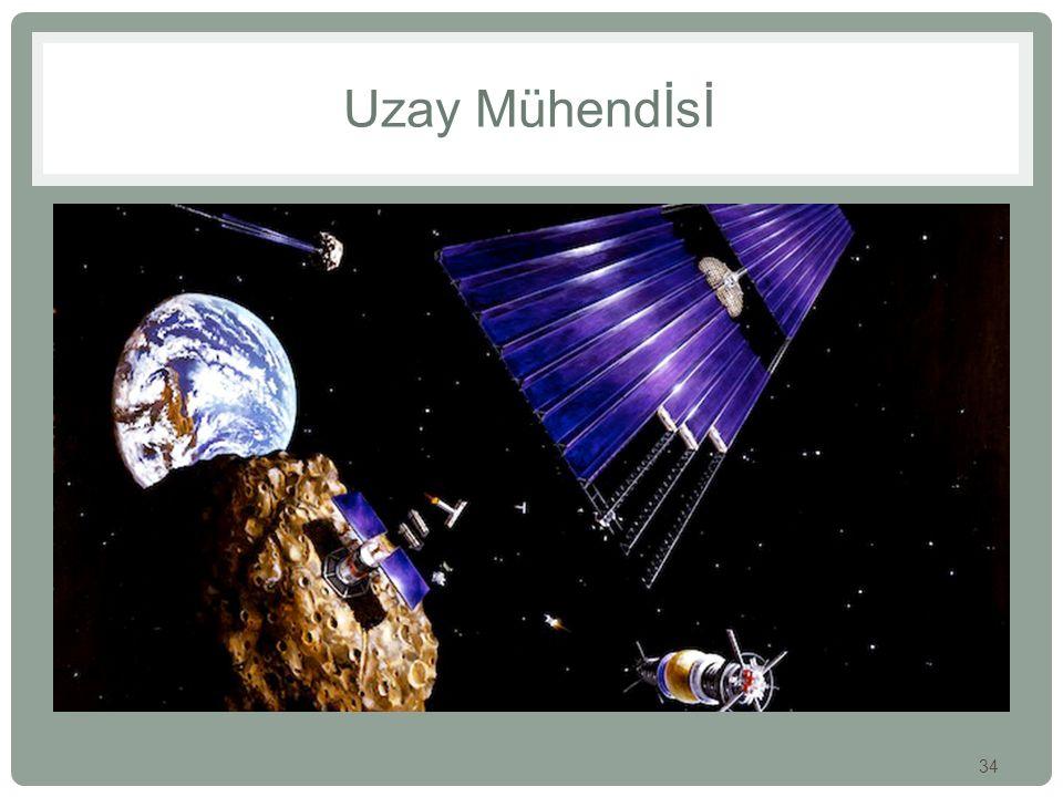 Uzay Mühendİsİ 34