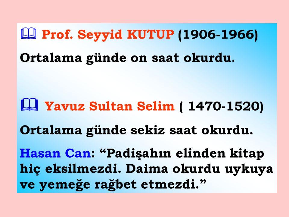  Yavuz Sultan Selim ( 1470-1520)