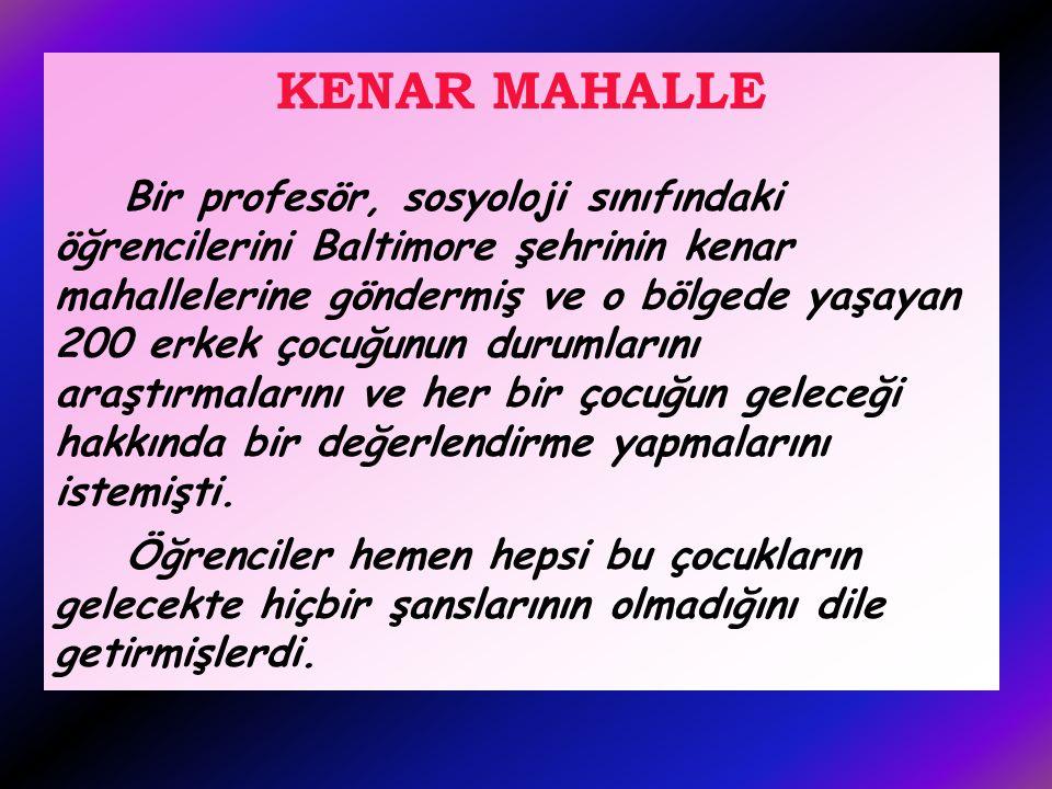 KENAR MAHALLE