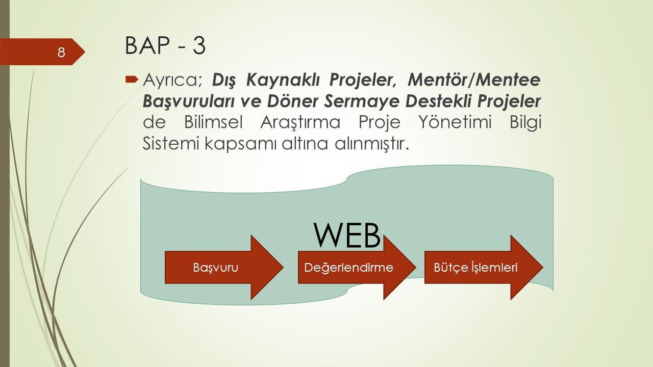 BAP - 3