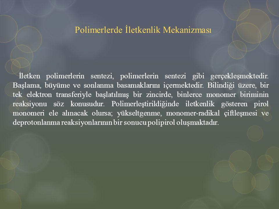 Polimerlerde İletkenlik Mekanizması