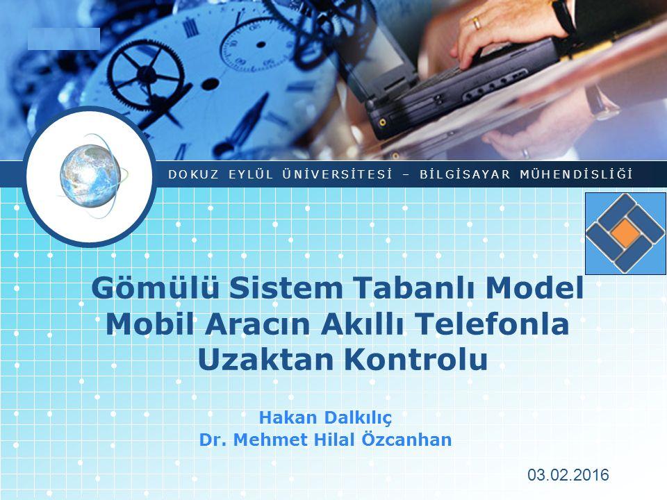 Hakan Dalkılıç Dr. Mehmet Hilal Özcanhan