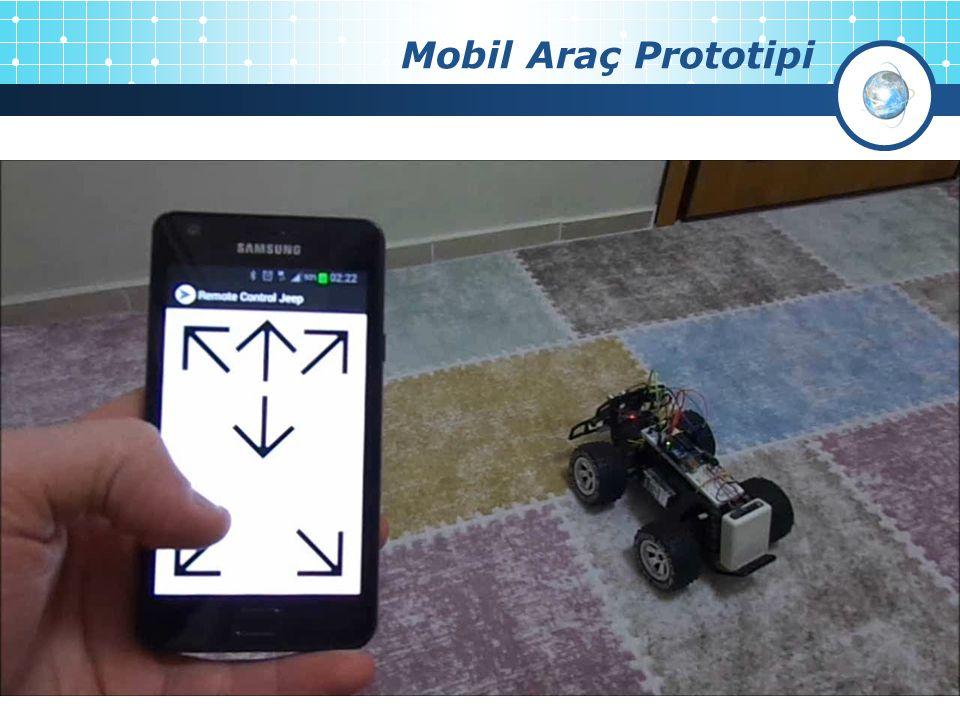 Mobil Araç Prototipi