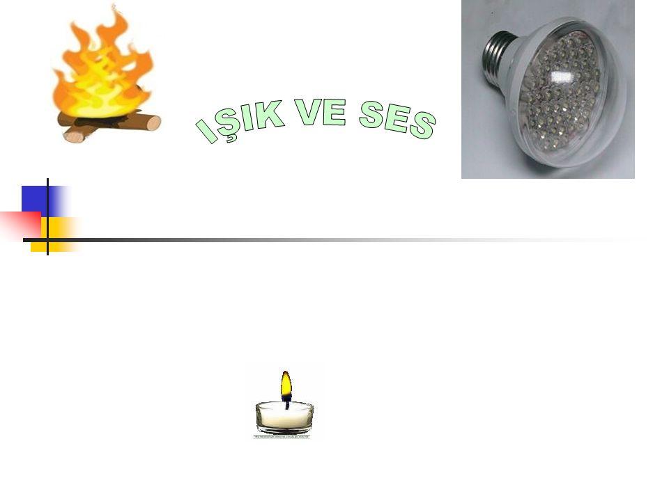 IŞIK VE SES www.egitimhane.com