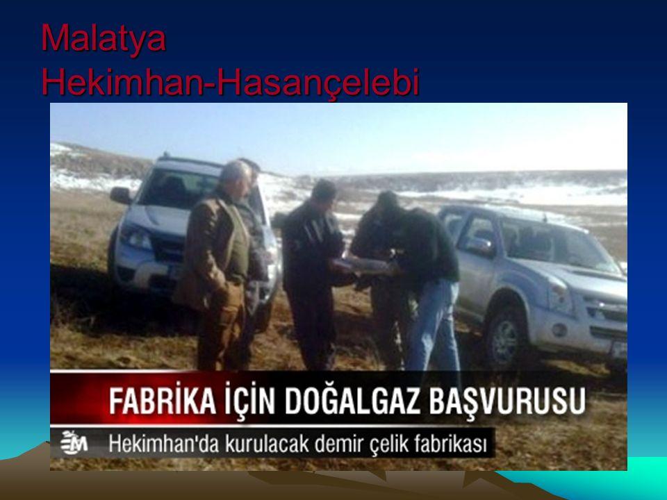 Malatya Hekimhan-Hasançelebi