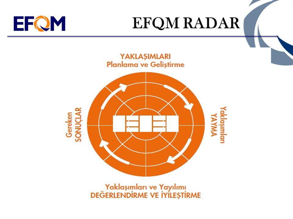 EFQM RADAR