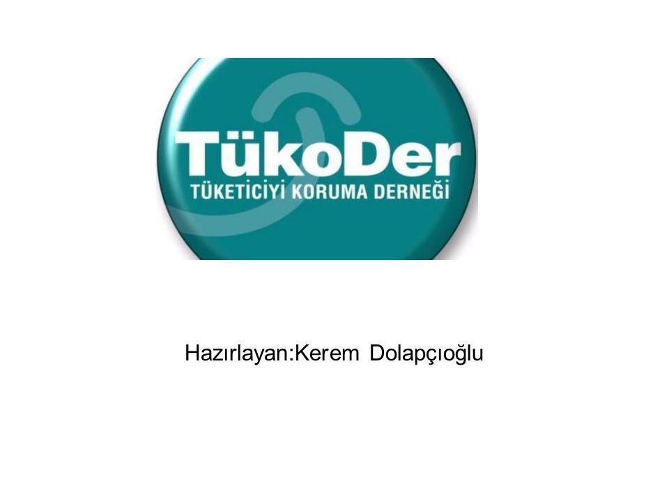 Hazırlayan:Kerem Dolapçıoğlu