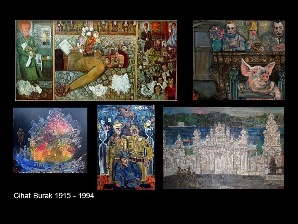 Cihat Burak 1915 - 1994