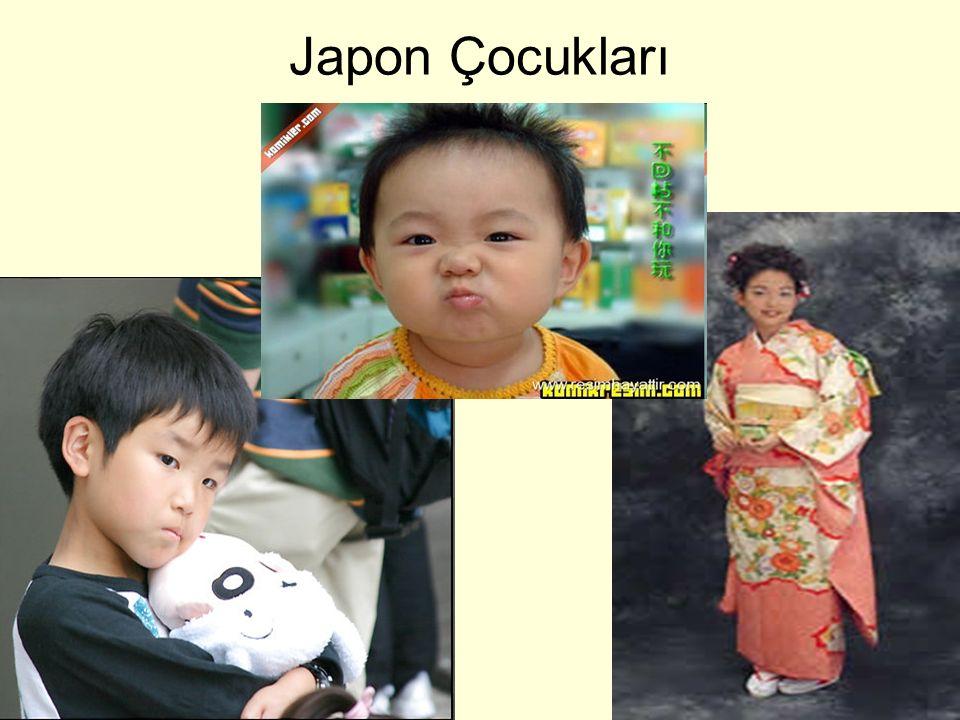 Japon Çocukları