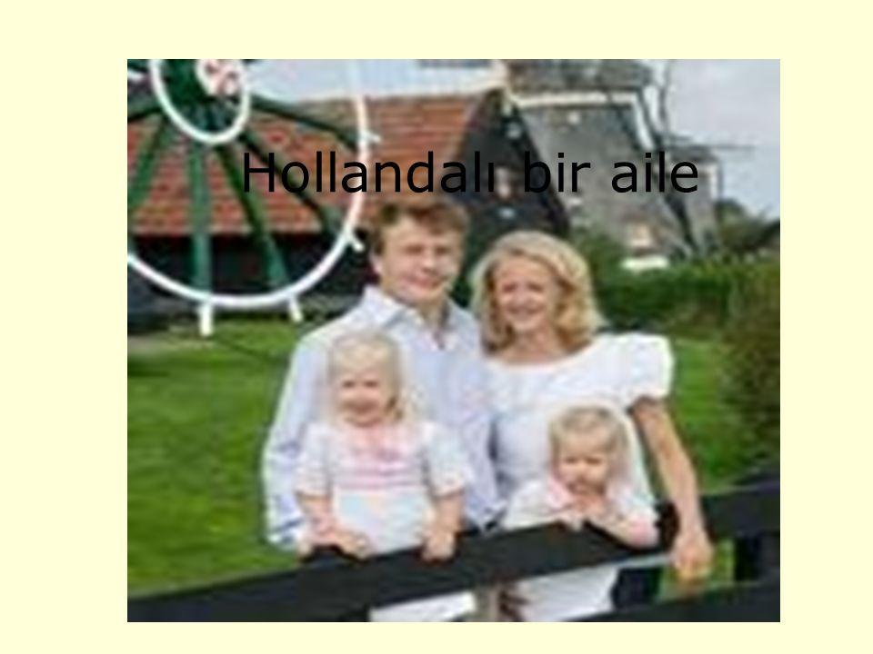 Hollandalı bir aile