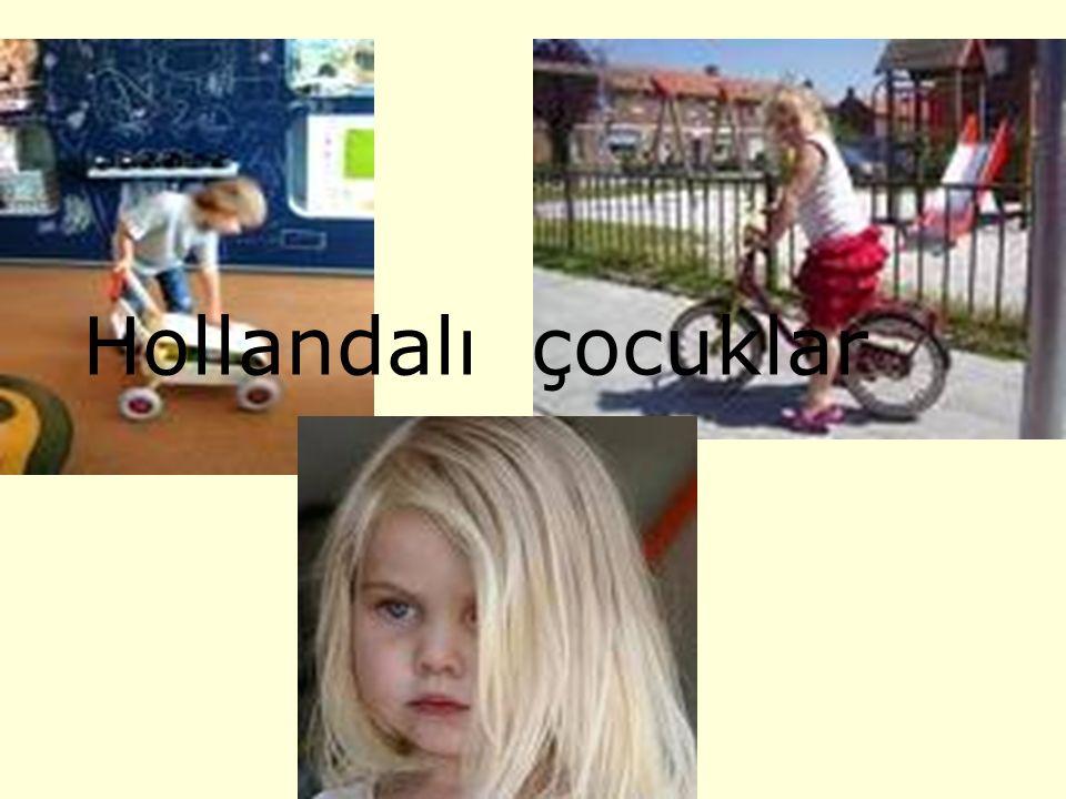 Hollandalı çocuklar
