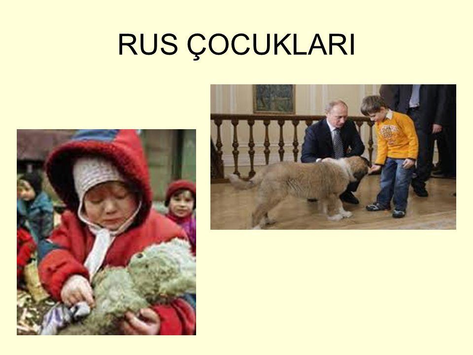 RUS ÇOCUKLARI