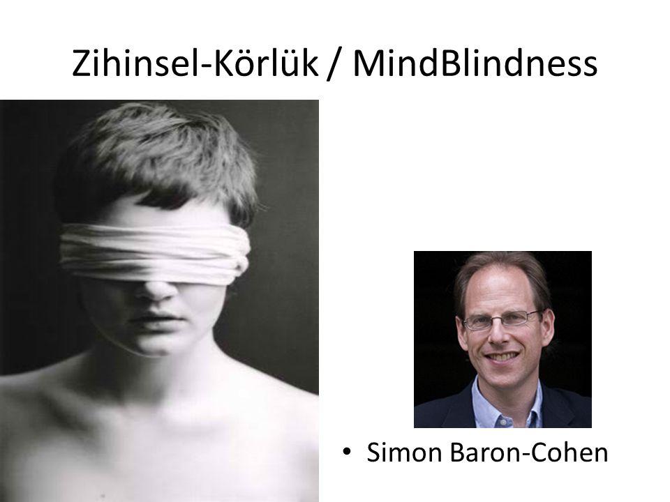 Zihinsel-Körlük / MindBlindness