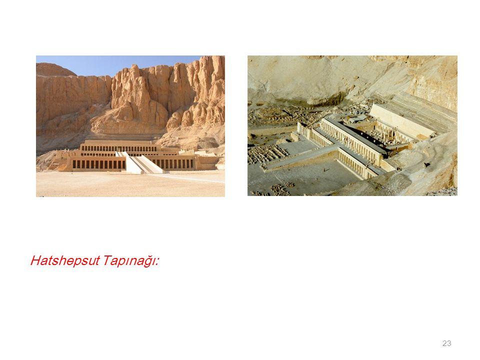 Hatshepsut Tapınağı: