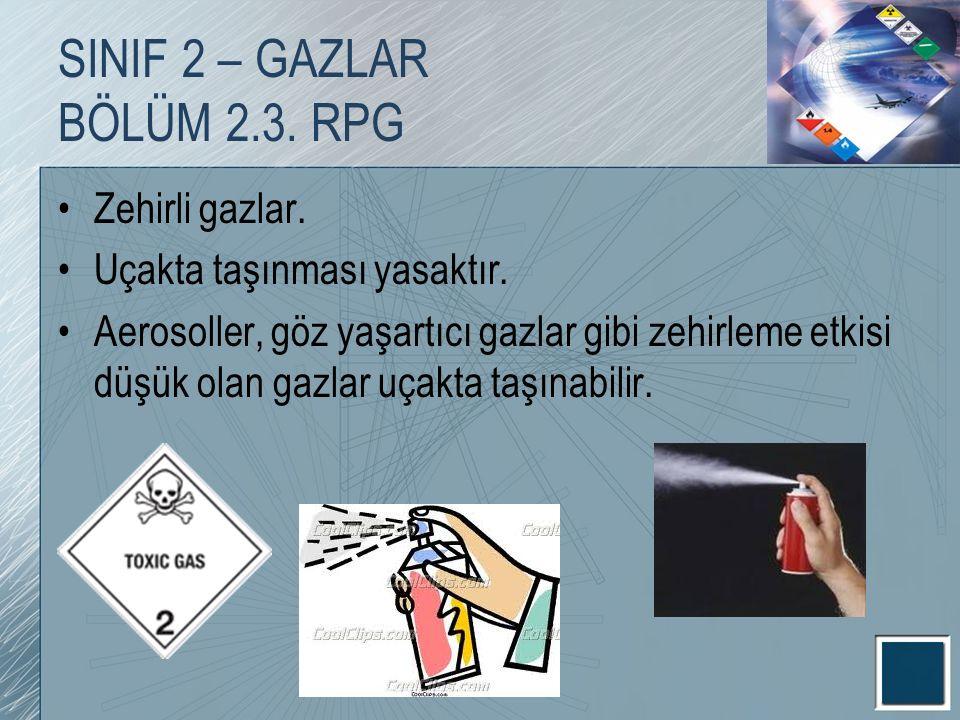 SINIF 2 – GAZLAR BÖLÜM 2.3. RPG