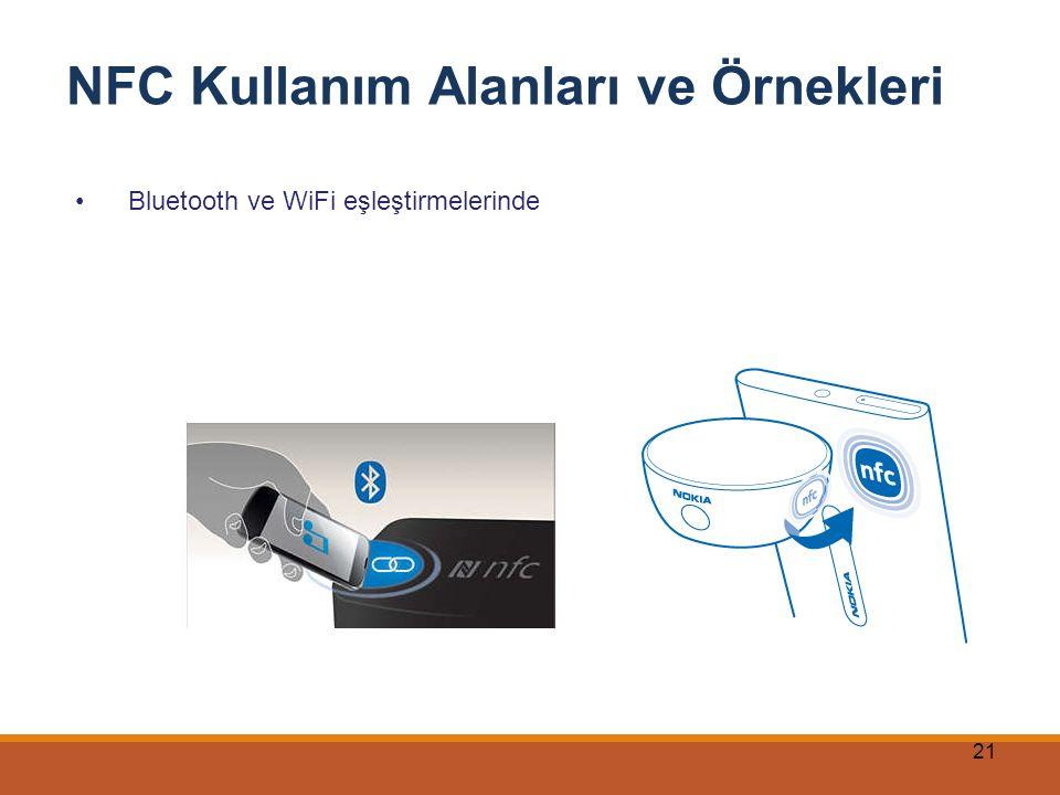 NFC Kullanım Alanları ve Örnekleri