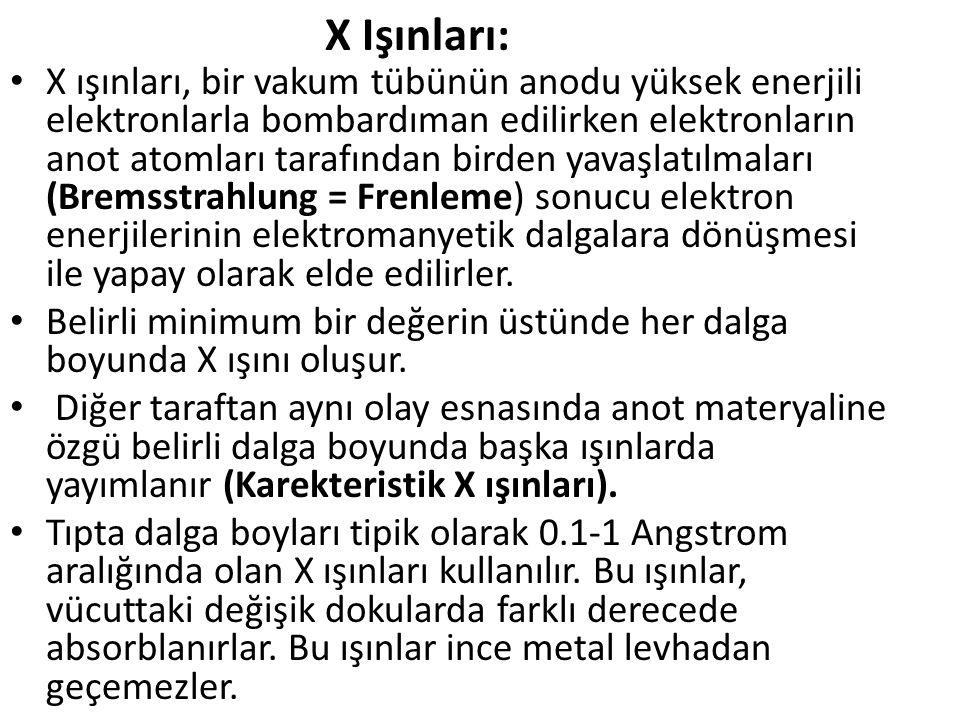 X Işınları: