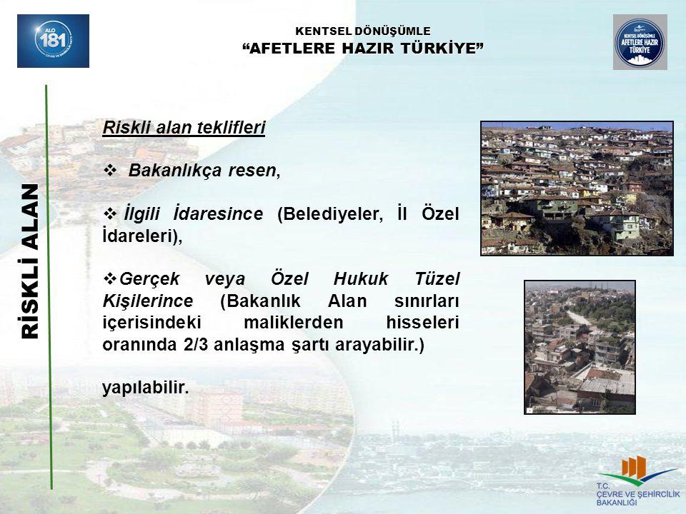 AFETLERE HAZIR TÜRKİYE