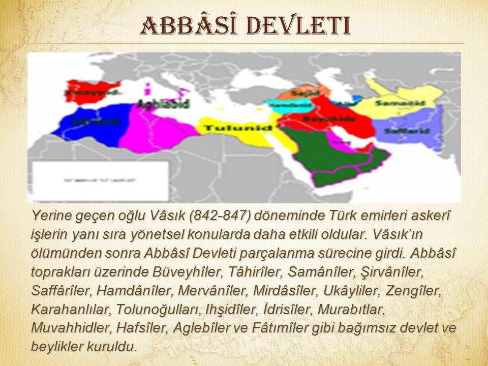 Abbâsî Devleti