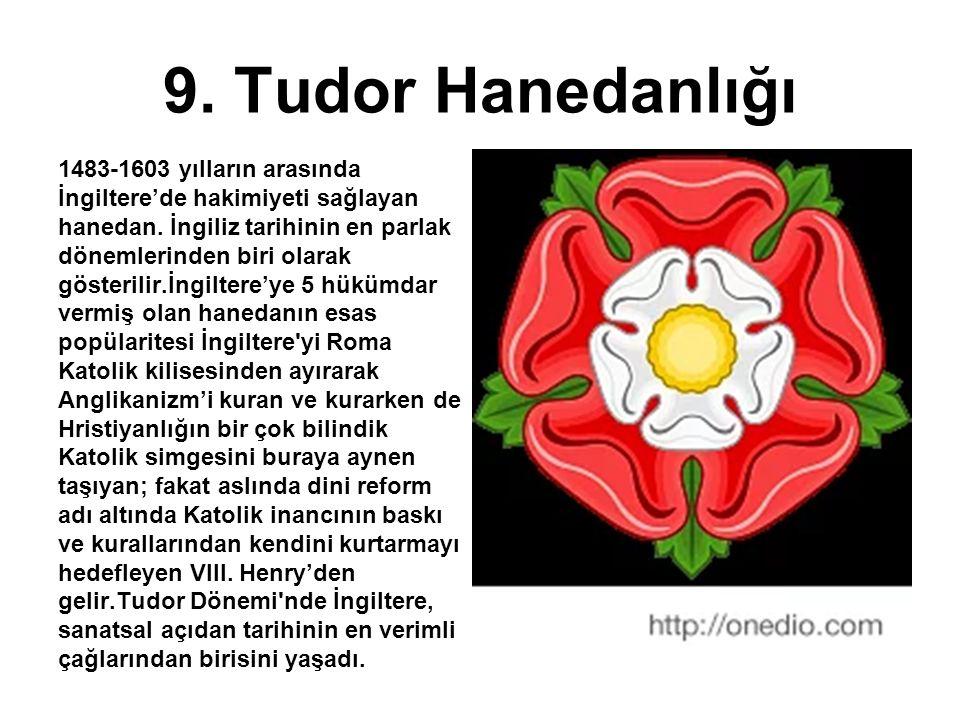 9. Tudor Hanedanlığı