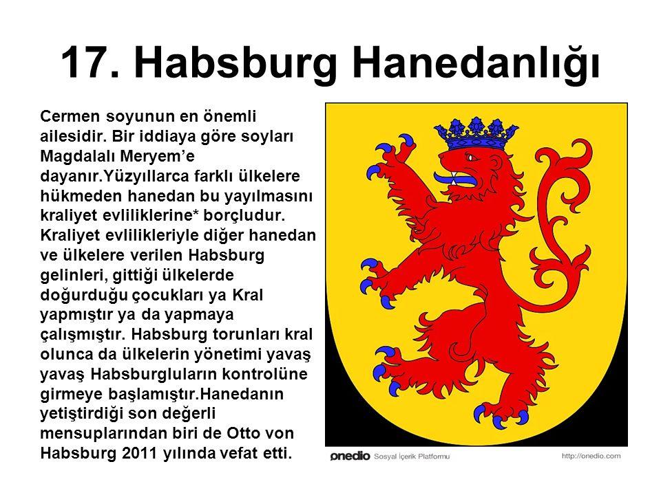 17. Habsburg Hanedanlığı