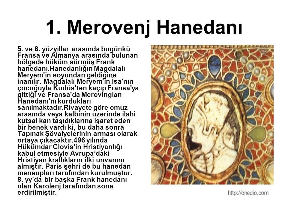 1. Merovenj Hanedanı