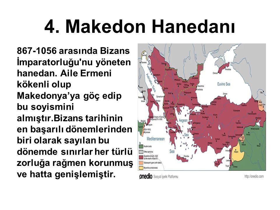4. Makedon Hanedanı