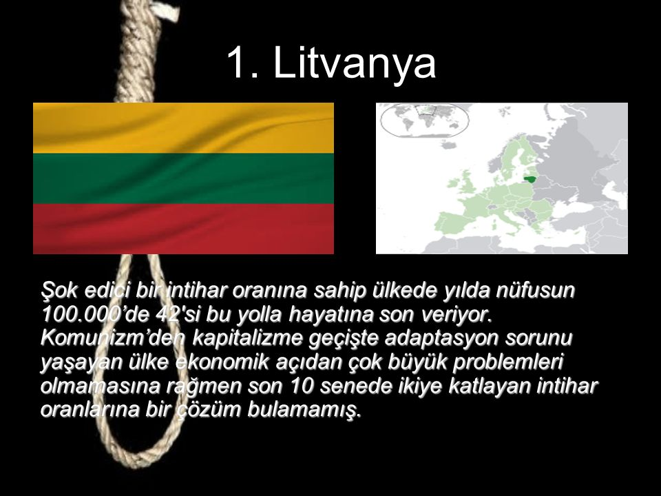 1. Litvanya
