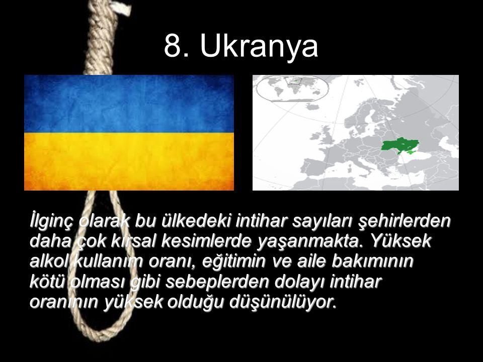 8. Ukranya