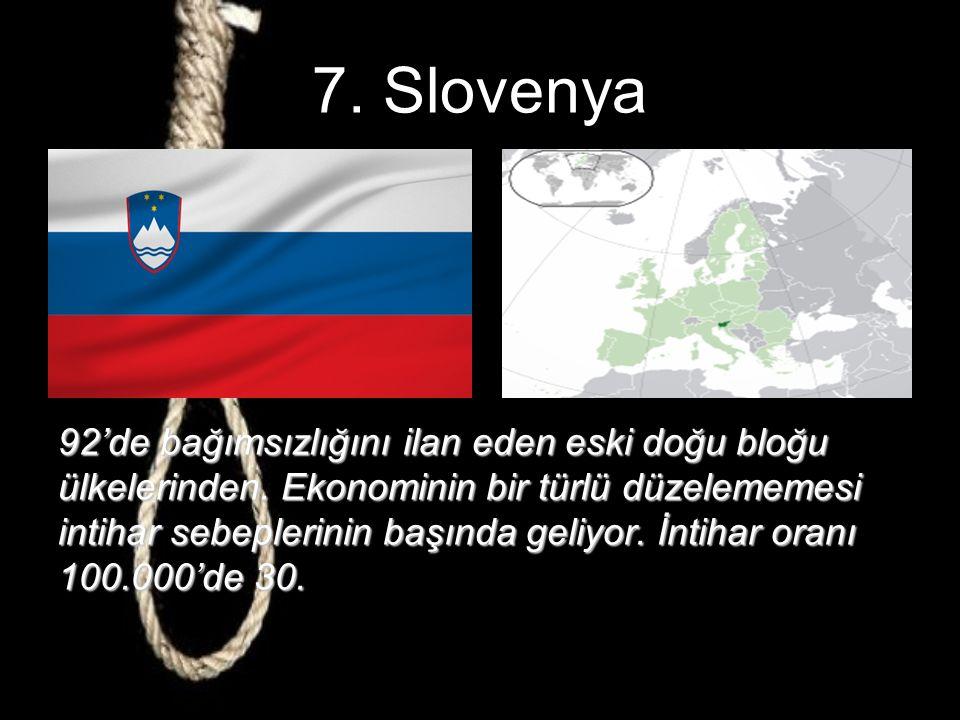7. Slovenya
