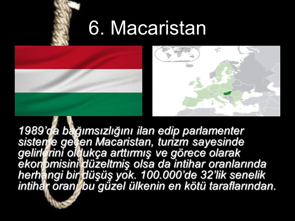 6. Macaristan