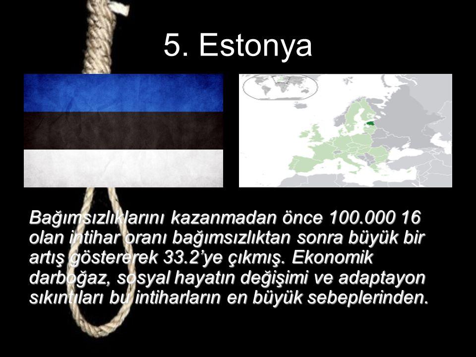 5. Estonya