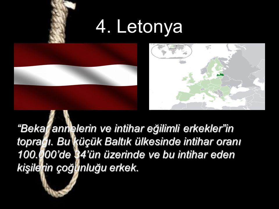 4. Letonya
