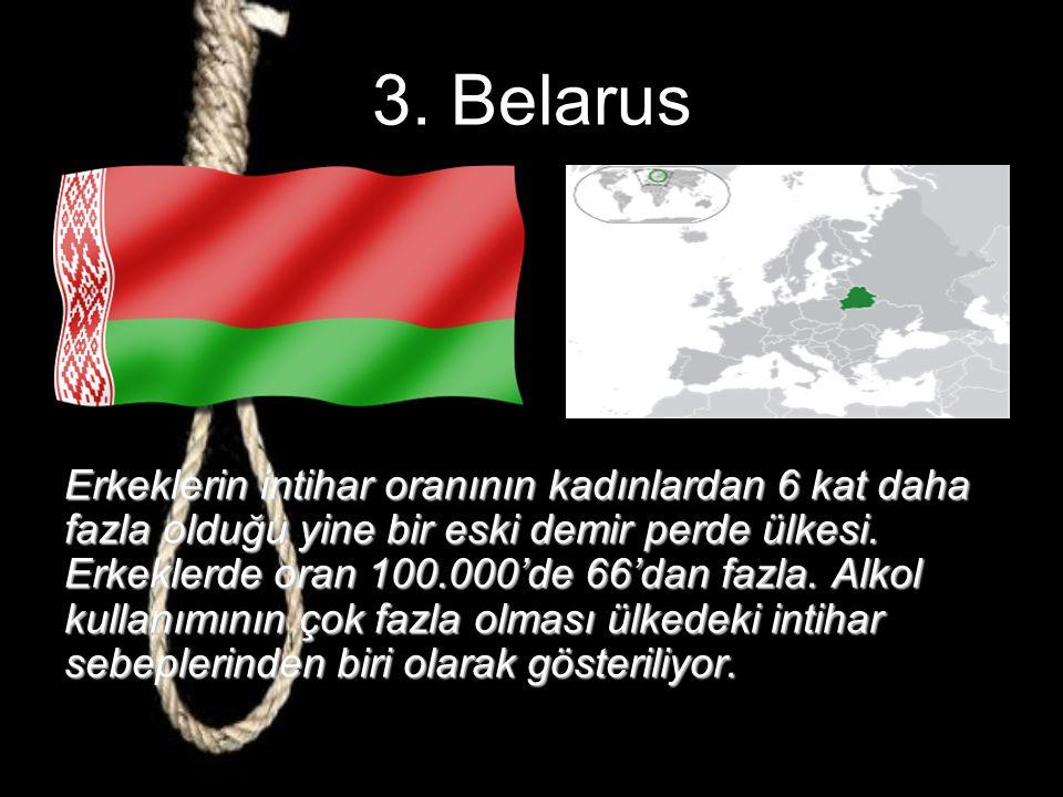 3. Belarus