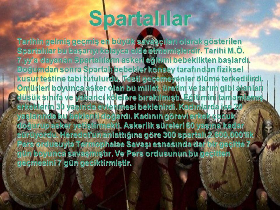 Spartalılar