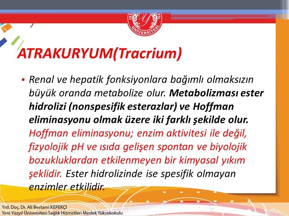 ATRAKURYUM(Tracrium)