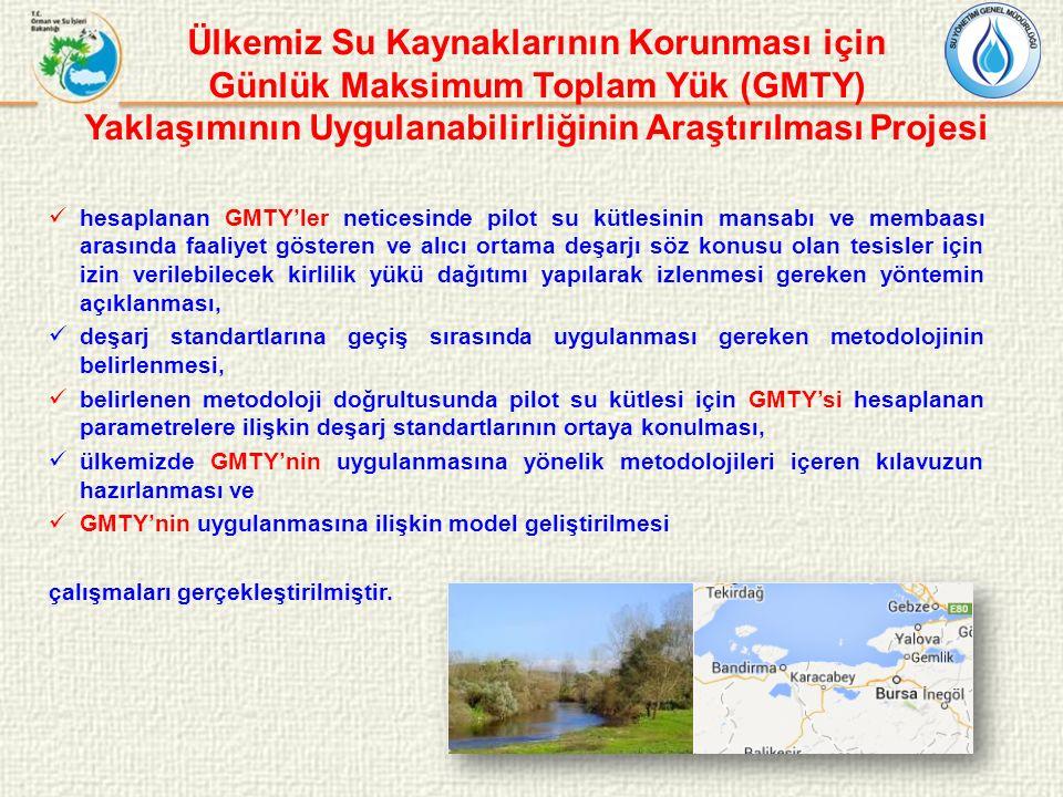 Ülkemiz Su Kaynaklarının Korunması için