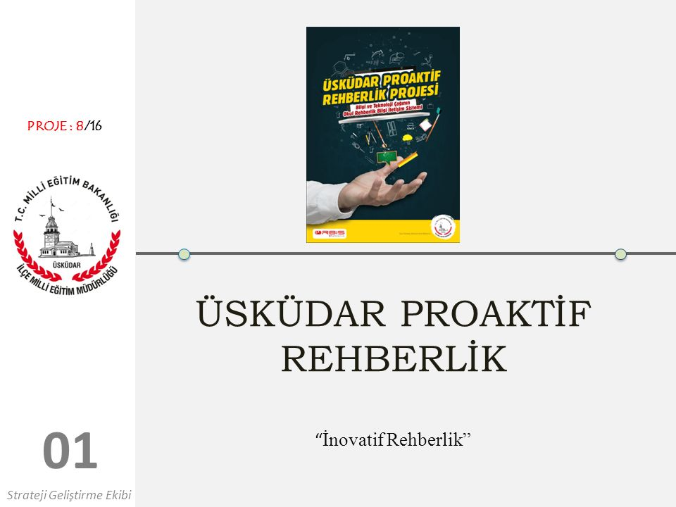 ÜSKÜDAR PROAKTİF REHBERLİK