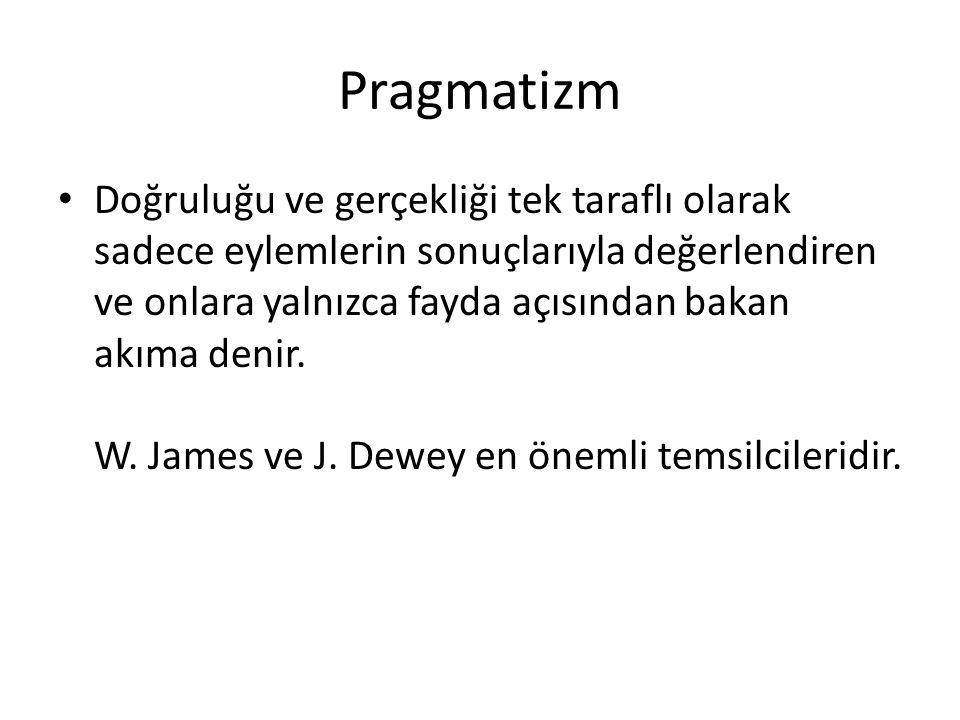 Pragmatizm
