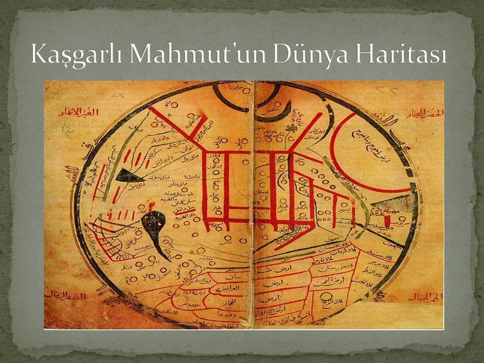 Kaşgarlı Mahmut'un Dünya Haritası