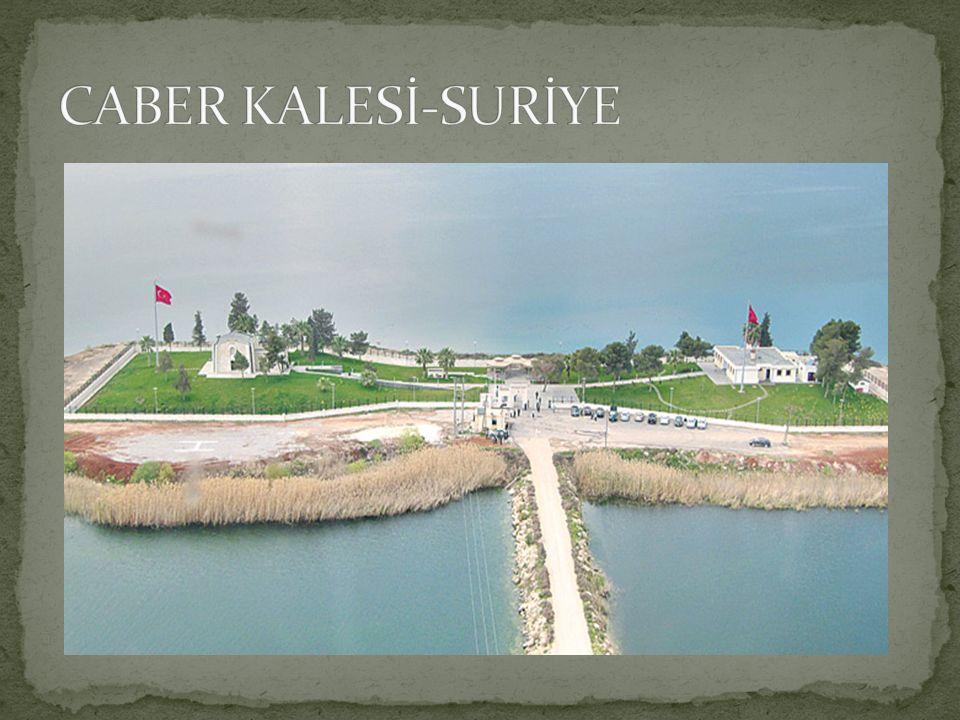 CABER KALESİ-SURİYE