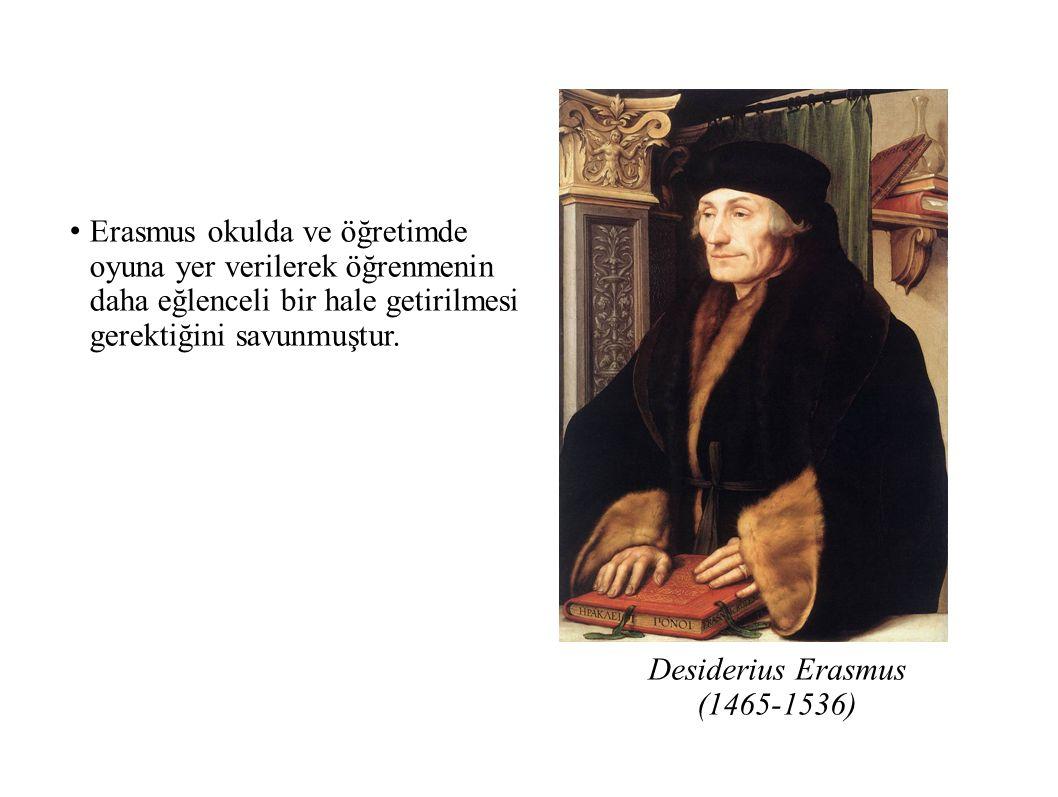 Desiderius Erasmus (1465-1536)