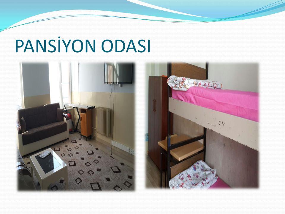 PANSİYON ODASI