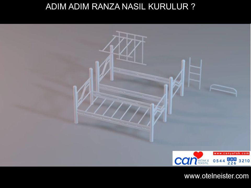 ADIM ADIM RANZA NASIL KURULUR