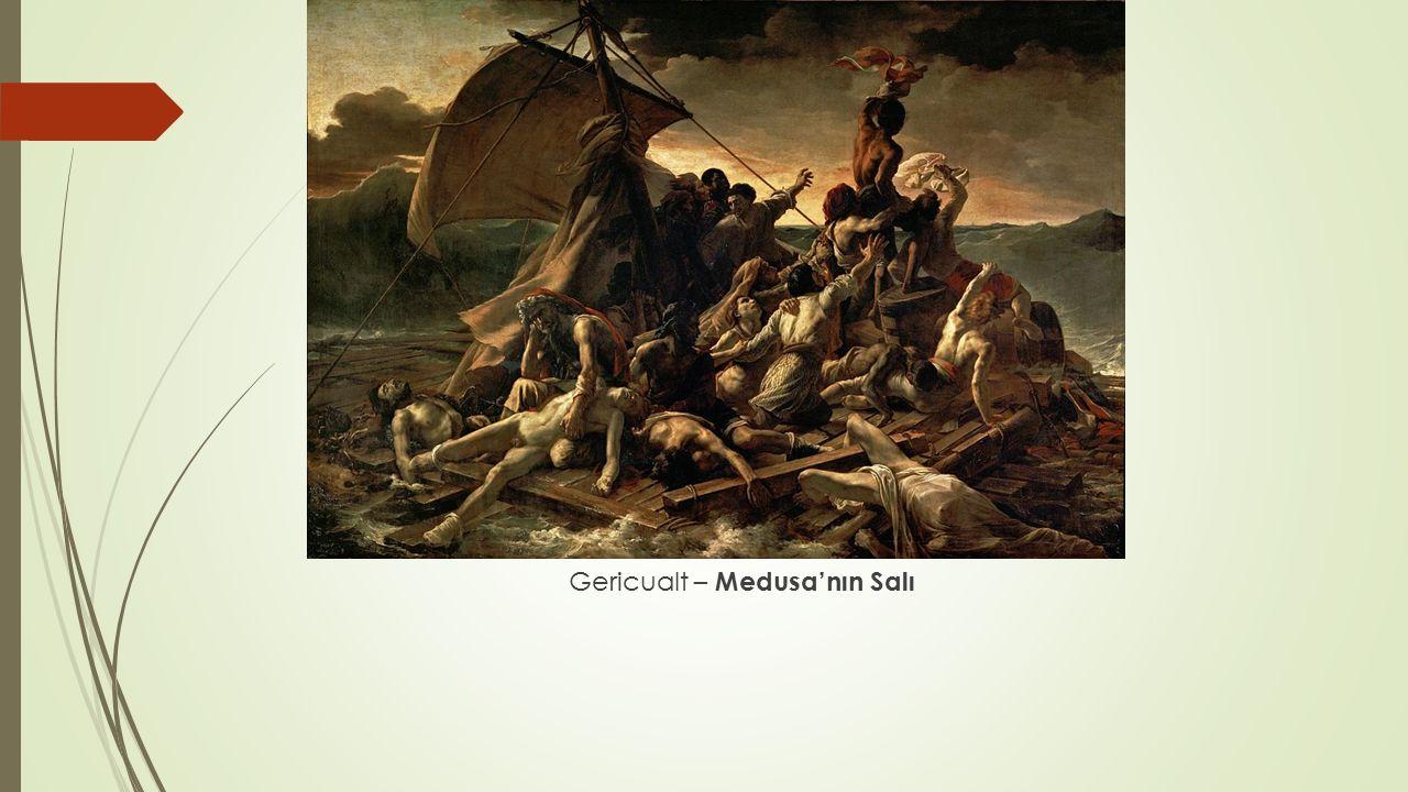 Gericualt – Medusa'nın Salı
